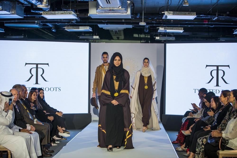 إماراتية تصمّم الزي الرسمي لفريق إكسبو 2020 دبي
