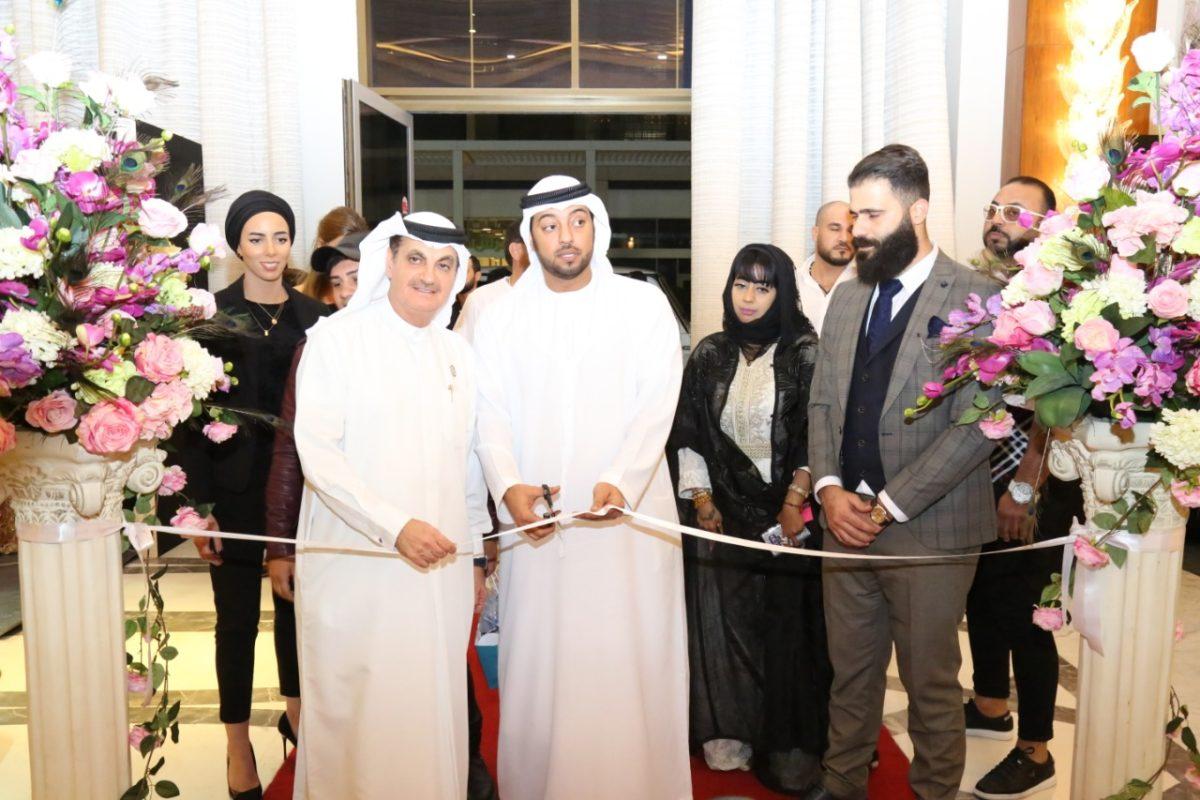 أجمل عروس في معرض مستلزمات عروس دبي 2019