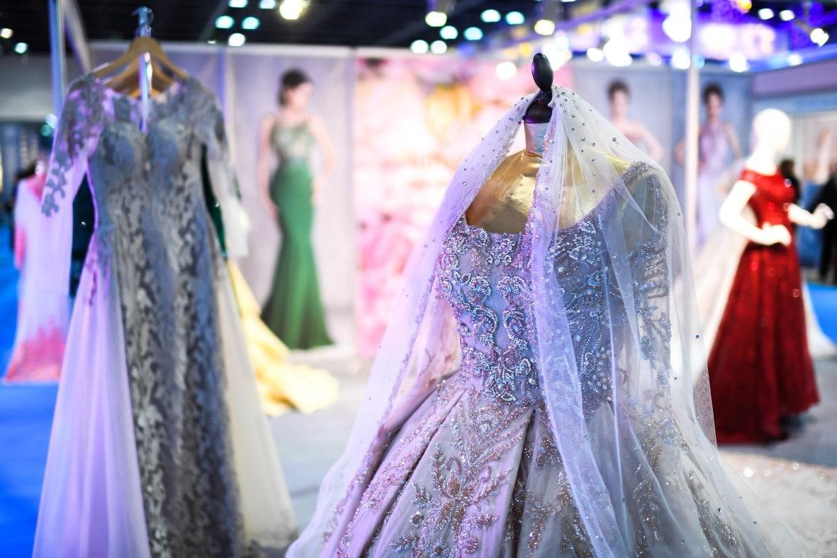 مشاركة وزارة تنمية المجتمع في معرض العروس 2019