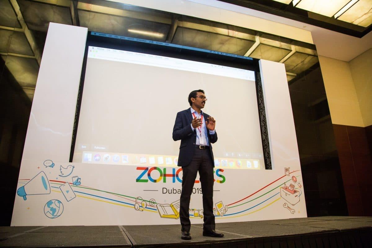 """""""زوهو"""" توقع شراكة مع PayTabs لتبسيط الدفع الإلكتروني في المنطقة"""
