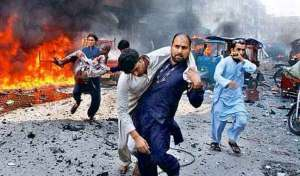 More than 70 people were killed in bomb attacks in Pakistan's Lahore on March 27, 2016.