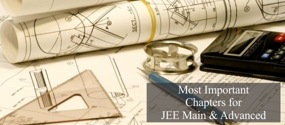 Most Important Chapters for JEE Main & Advanced