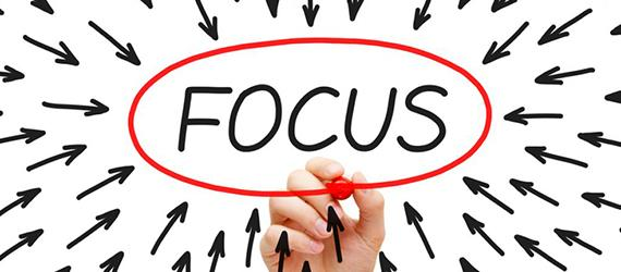 The Importance of Focus for Academic Success