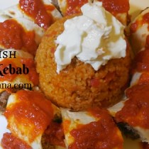Turkish Beyti Kebab