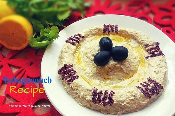 Babaganoush Easy Recipe