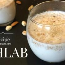 Sahlab Recipe