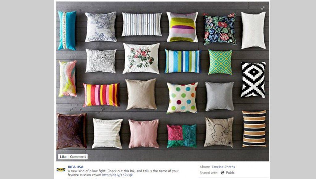 IKEA facebook post