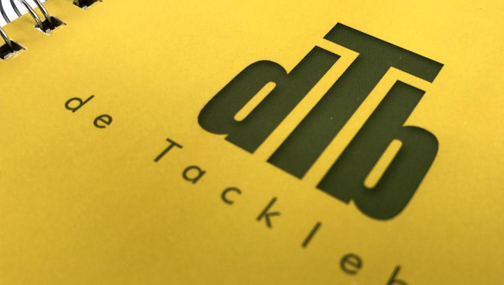 De Tacklebox Logo