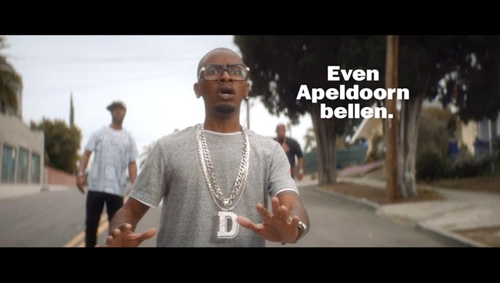 Even apeldoorn bellen Rapper - Concept