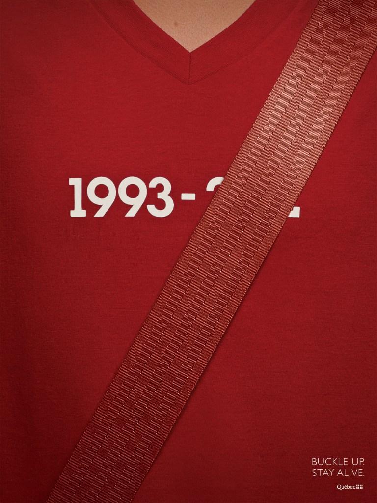 drukwerk advertentie veilig rijden