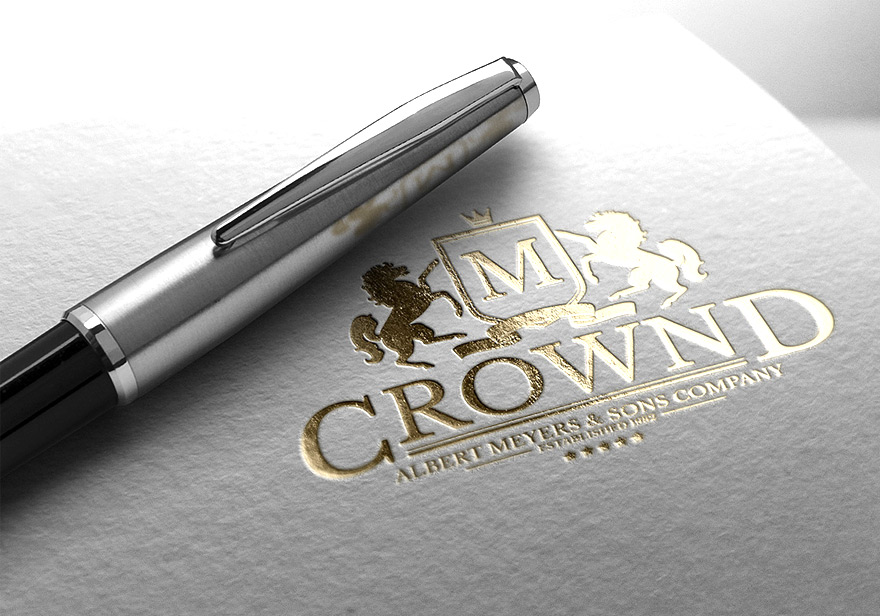 Logo design Pen