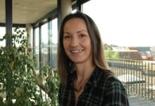 Nadia De Vriendt, schrijfster van urban fantasy
