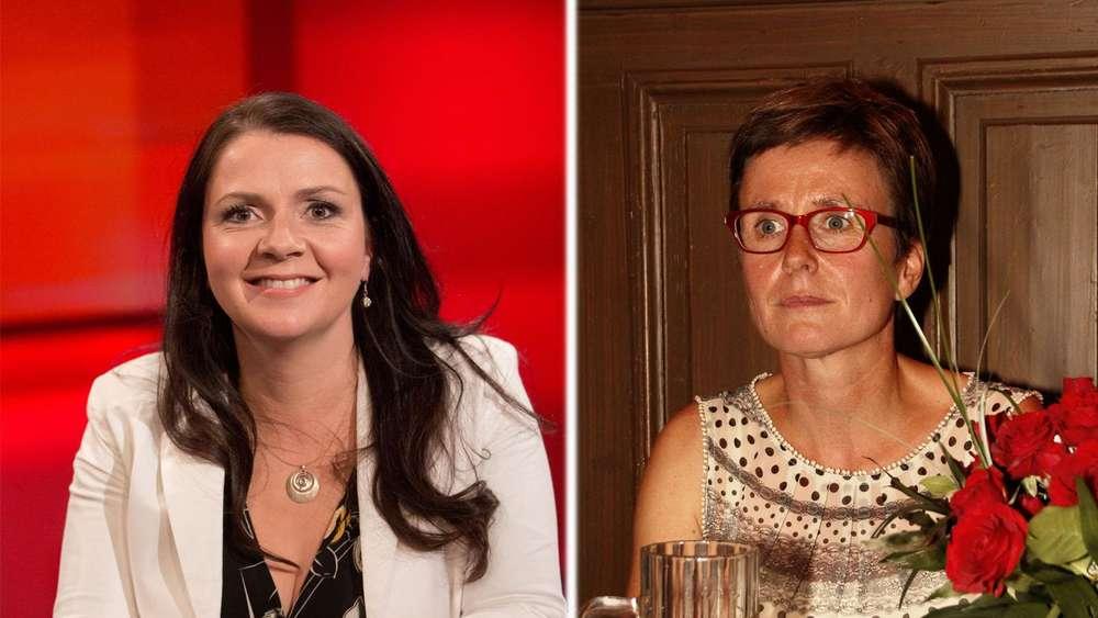 Die Journalistin und Autorin Birgit Kelle (links) antwortet auf die Empörung von Politikern wie der SPD-Landtagsabgeordneten Isabell Zacharias über das Treffen von