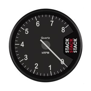 Stack ST200 Clubman Tachometer 08000RPM