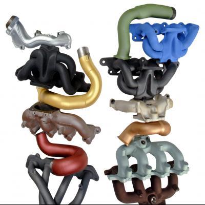 ceramic exhaust coating for ac cobra in