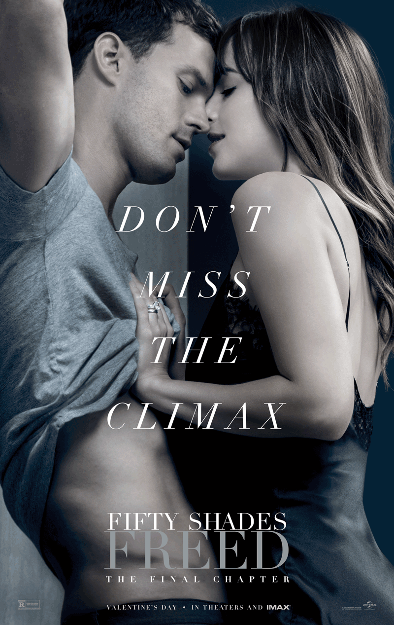 Free Tickets to Fifty Shades Freed in Portland