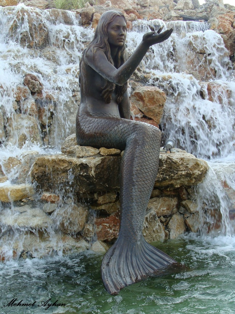 Mermaid in Marmaris