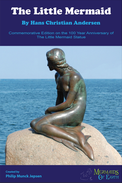 Book: The Little Mermaid Commemorative Edition