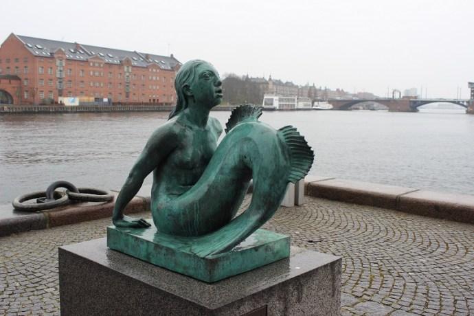 The Black Diamond Mermaid