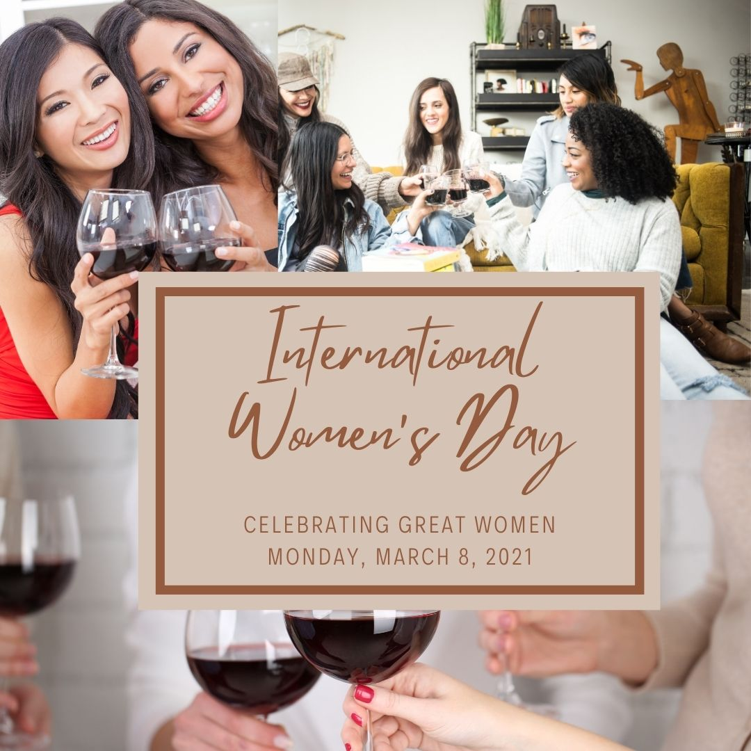 Wine Tasting February 20th 1 to 3pm
