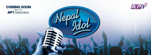 First Nepal idol