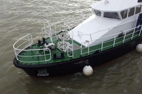 "Multipurpose vessel SEEM 16-710ST ""Djebel Tamgout"""