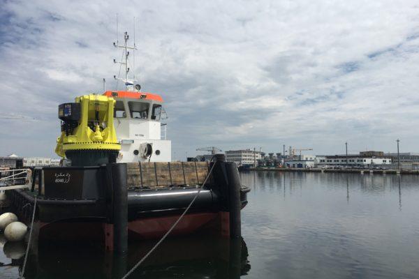 Barge multiservice SEEM 19-1000ST