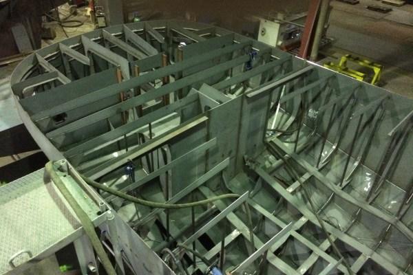 La construction de deux remorqueurs SEEM 14-1000ST a débuté