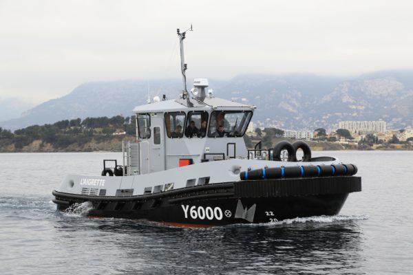 Remorqueur SEEM 12-800ST « L'Aigrette »