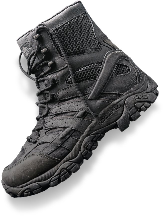 Men's Black Tactical Boots | Merrell