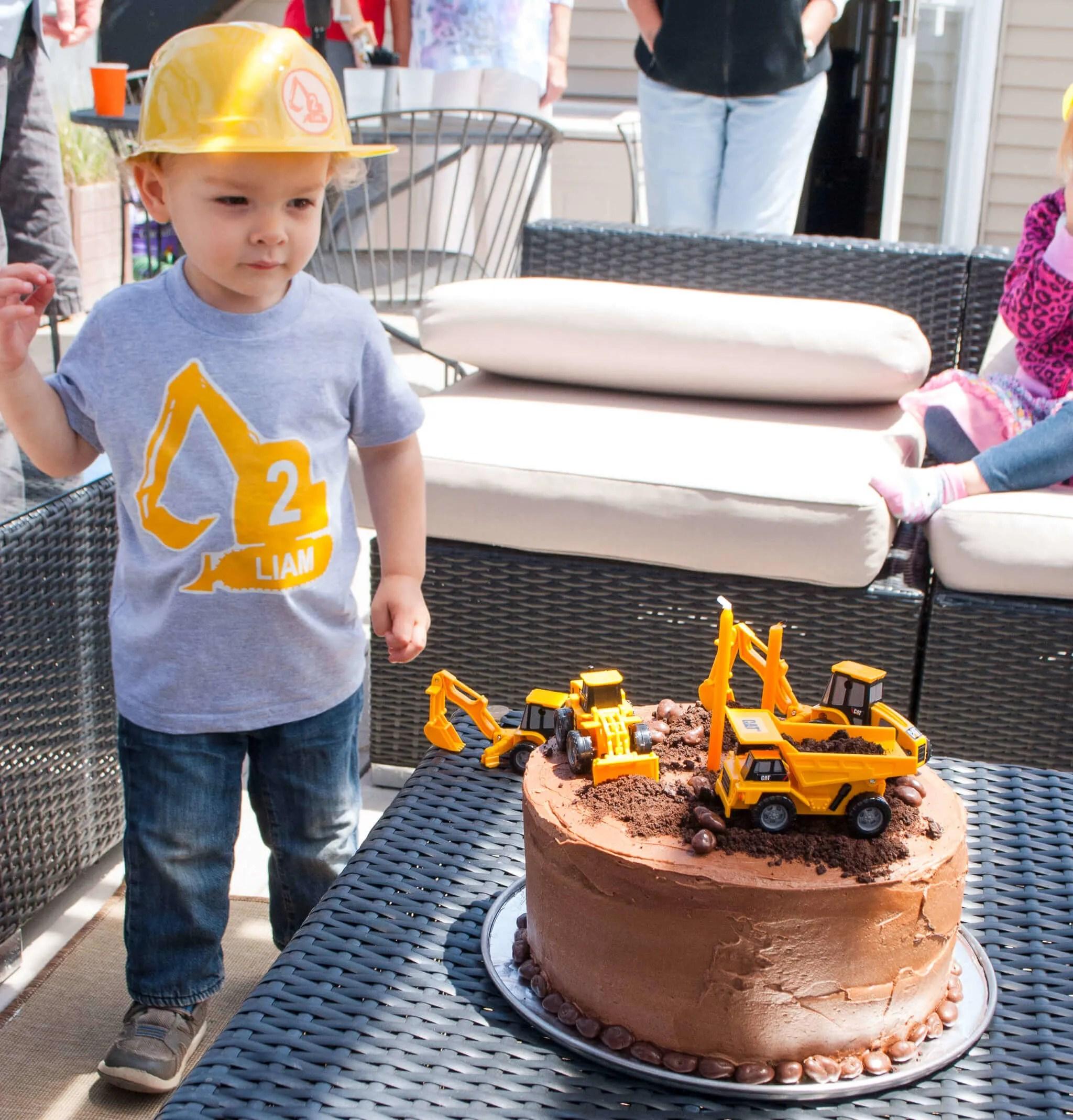 Construction Birthday Party Ideas Modern Decorations Supplies Invitations Favors Cake Merriment Design
