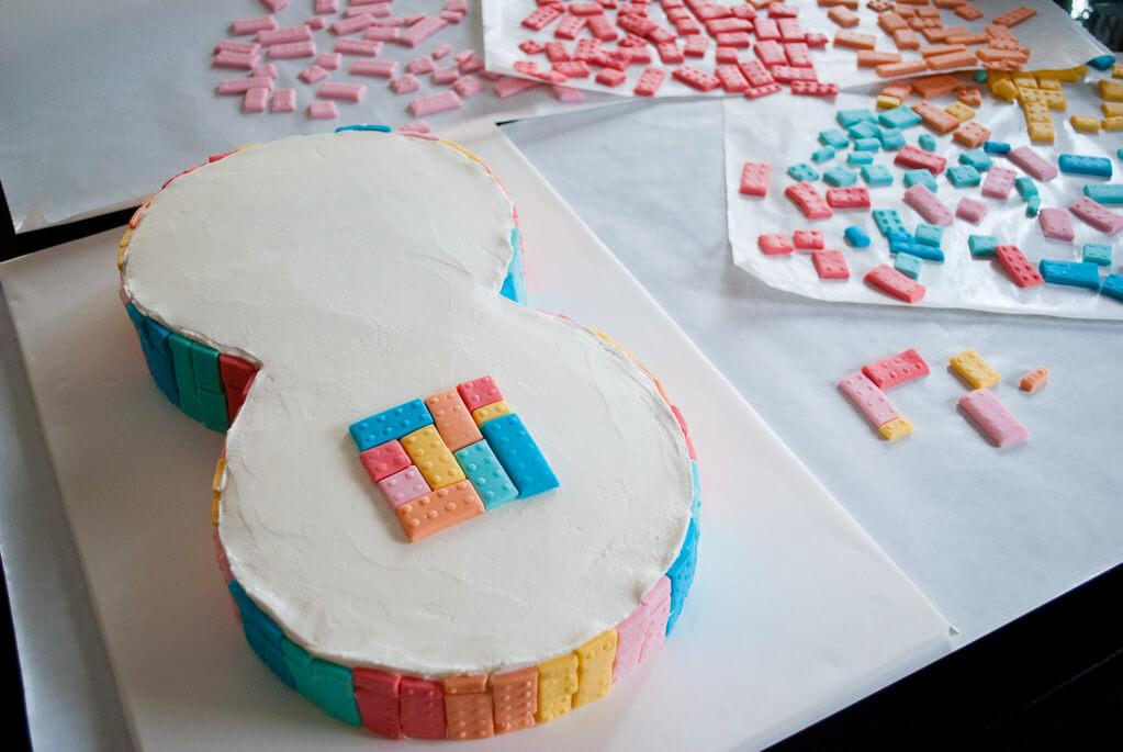 Easy Lego Friends Cake Idea For Girls Merriment Design