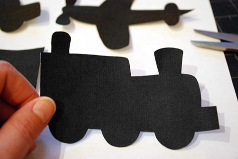 Merriment :: Planes, Trains and Automobiles Burp Cloths by Kathy Beymer at MerrimentDesign.com