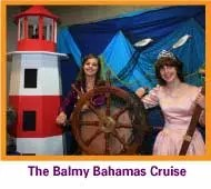 The Balmy Bahamas Cruise is popular with teens