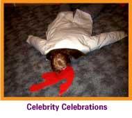 Celebrity murder victim