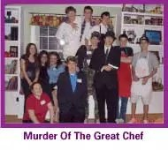 Murder Of The Great Chef has been popular with teens as shown here.