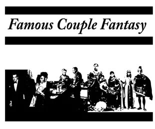 Famous Couple Fantasy image