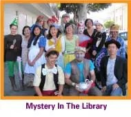 pic of school mystery party games