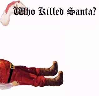 Who Killed Santa? murder