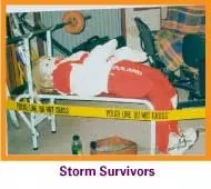 Storm Survivors mystery game