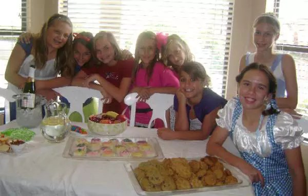 Girls party - Who Stole The Cookies