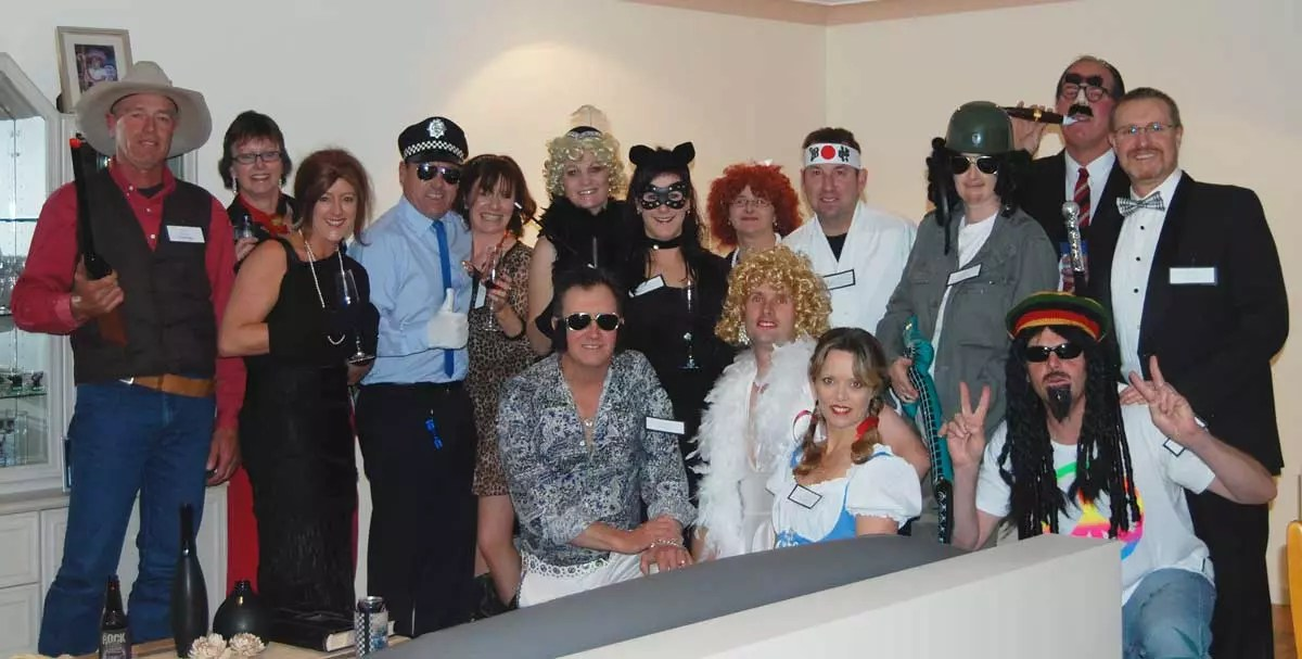 teambuilding party photo