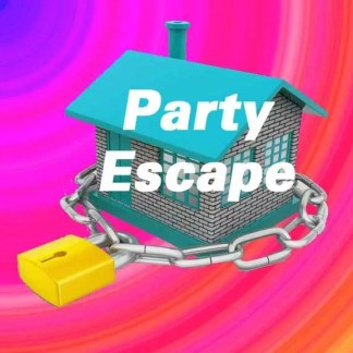 Escape room invitation image