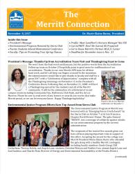 Merritt Connection November 8 2017