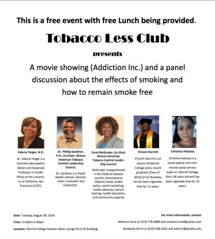 tobacco-less movie