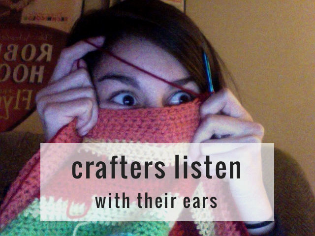Crafters Listen with Their Ears   The Merriweather Council Blog