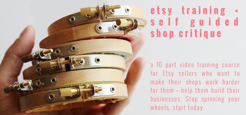 etsy training course | the merriweather council blog
