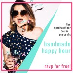 Handmade Happy Hour: Free 3 Night Online Event