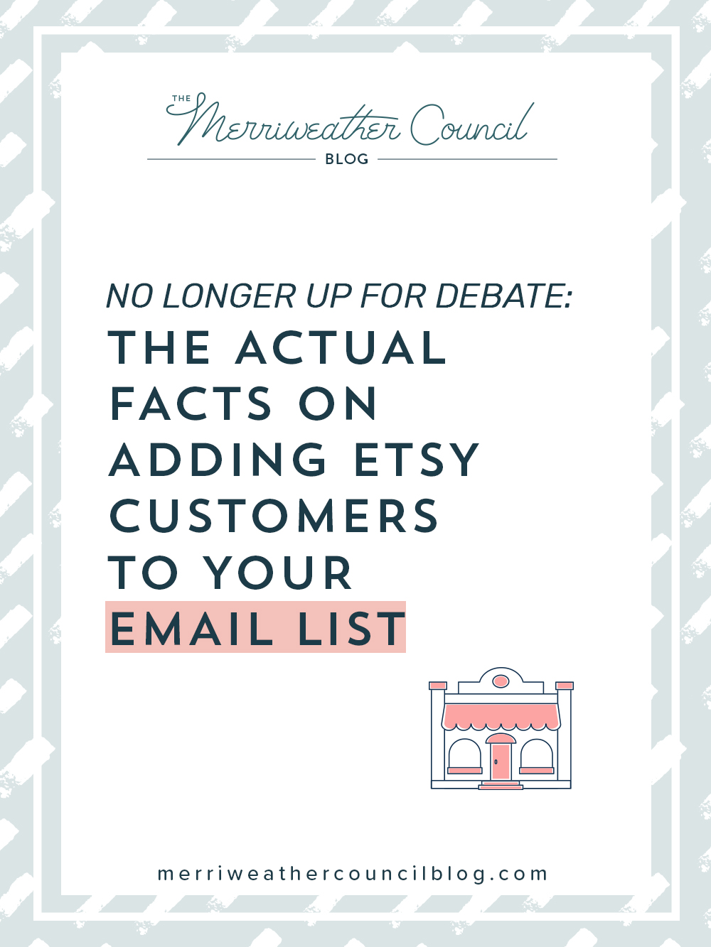 the actual facts on adding etsy customers to your email list