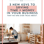 Saving Time and Money in Your Business